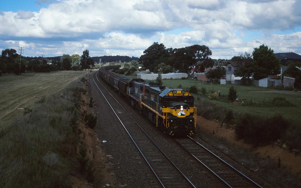 X49, Xxx at Ballarat East by michaelgreenhill