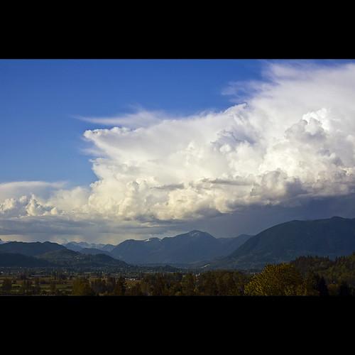 blue clouds landscape britishcolumbia cloudscape abbotsford fraservalley matsqui decluttr kvdl