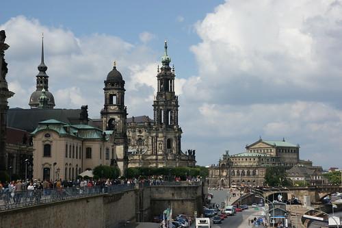 2009-06-11 06-14 Dresden 093 Brühlsche Terrassen   by Allie_Caulfield