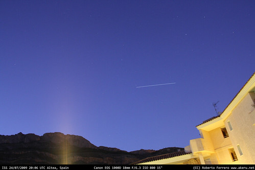 ISS 3 | by Cielos Boreales