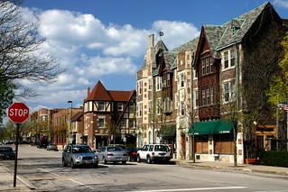 Winnetka_old urbanism_streetscape