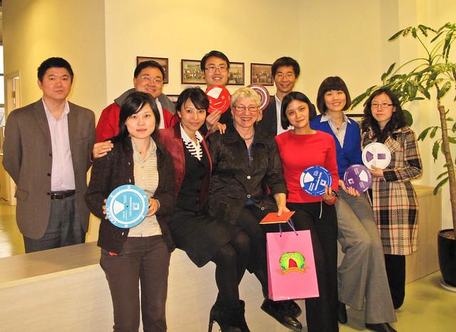 EI TTT, Shanghai, February, 2009
