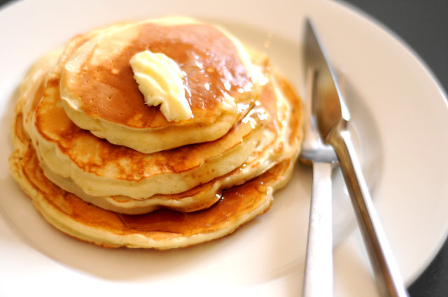 who doesn't like pancakes?