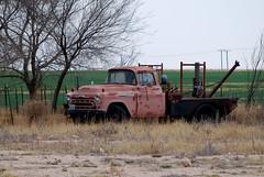 Oilfield Chevy Truck