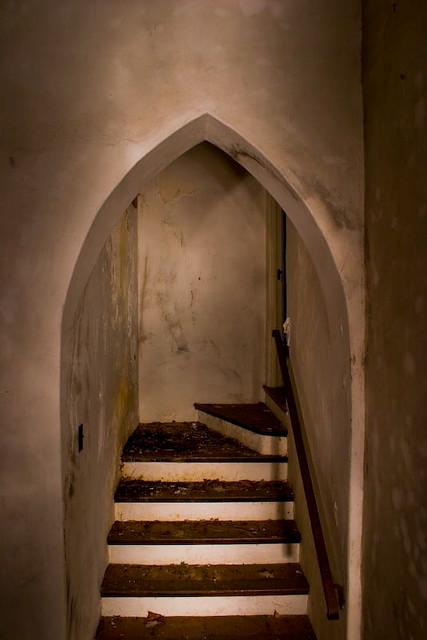 Kitty Corner Staircase