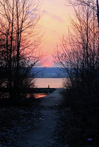 sunset ohio abandoned canon eos kiss kitlens medina digitalrebel hdr xsi x2 450d chippewalakepark