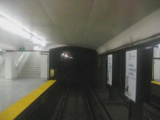 TTC Subway Trip