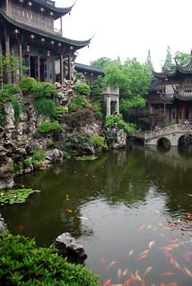 the courtyard, rich guy's house in hangzhou | by hopemeng