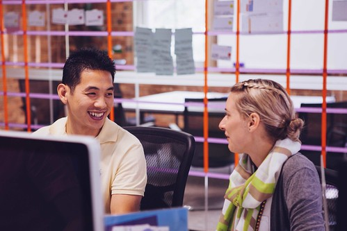 Around the Envato Office - Ben & Jane | by envato