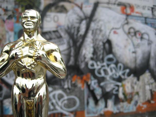 Oscar graffiti