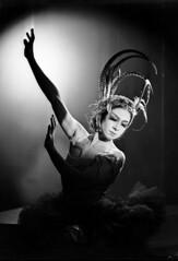 Valentina Blinova in L'Oiseau de feu [The Firebird], Ballets Russes, Sydney, 1936-1937 / Max Dupain