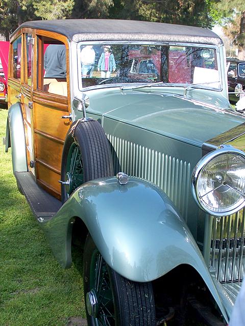 Rolls Woody 2