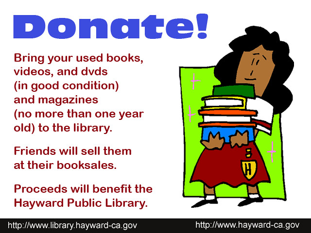 Donate Your Used Books, Videos, DVDs, and Magazines! | Flickr
