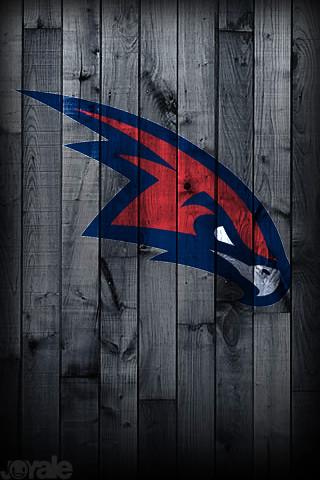 Atlanta Hawks I Phone Wallpaper A Unique Nba Pro Team 480x