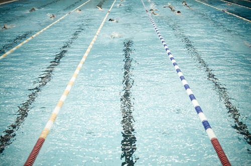 Swim training 20 | by Michael Lokner