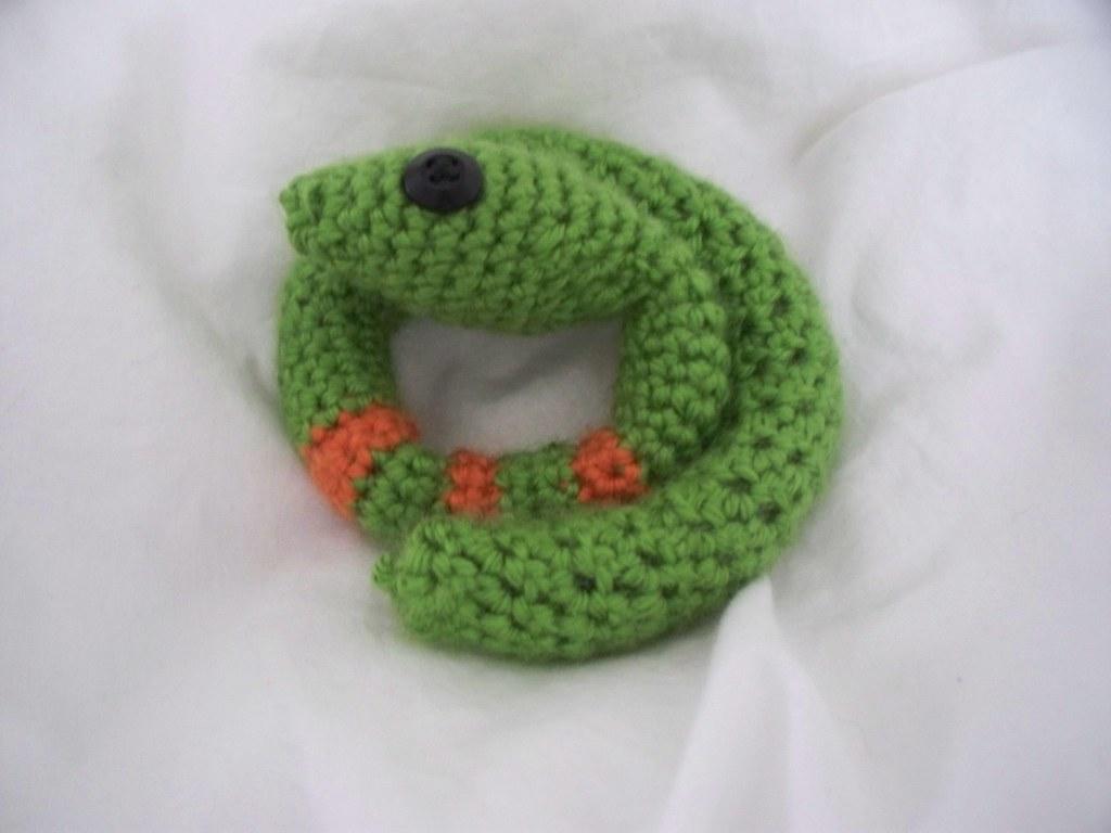 Pattern: Snake | Crochet crafts | 768x1024