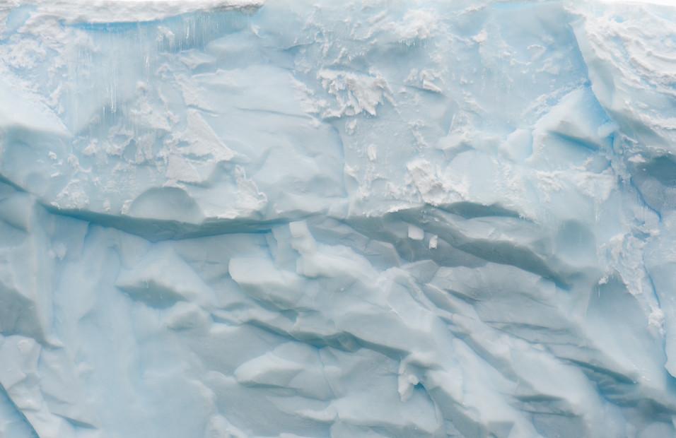 Glacial Face