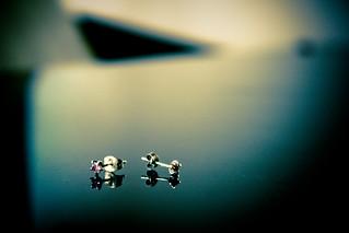 Forgotten Earrings | by Franck Mahon