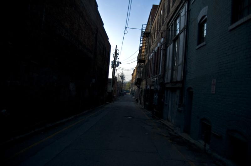 Asheville Alleyway
