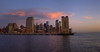 Sunset from Pier 40 (South) by -ytf-