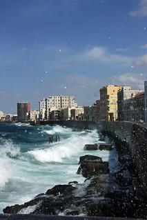 Malecón, Havana | by neiljs