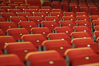 Theatre seats | by sk8geek