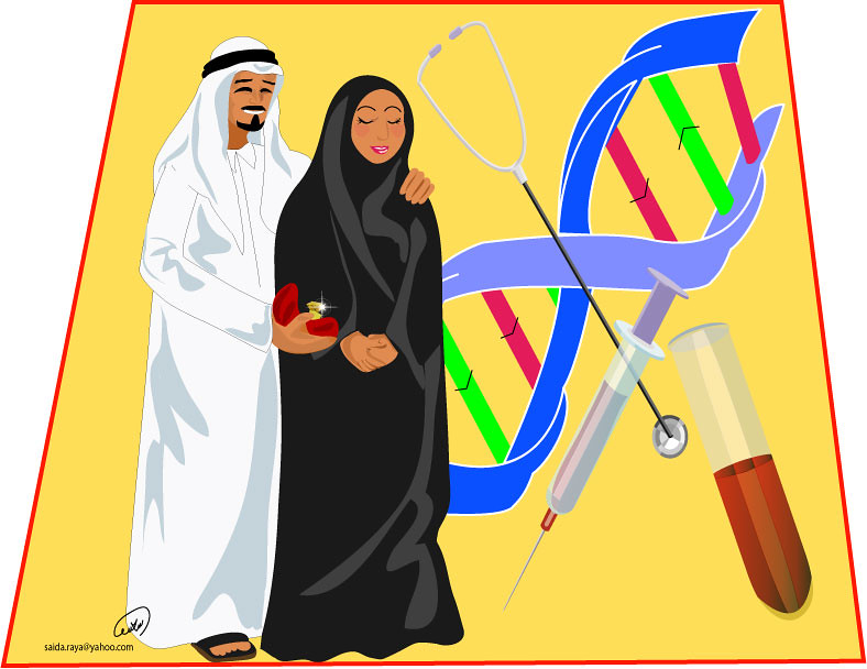 الفحص الطبي قبل الزواج تحقيق جيهان حافظ الراية نشرت بتا Flickr