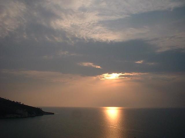 Sunrise Peschici