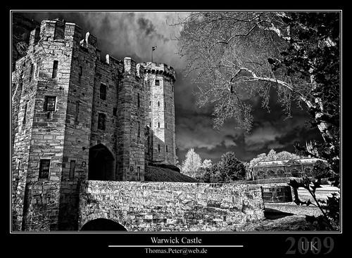 uk greatbritain england castle geotagged europe unitedkingdom warwick fortress 2009 warwickshire gmt gbr thpeterthomaspeterthomaspeter geo:lat=5228021010 geo:lon=158408370