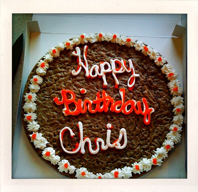 Marvelous Happy Birthday Chris Posted Via Email From Greyscalegoril Flickr Funny Birthday Cards Online Eattedamsfinfo