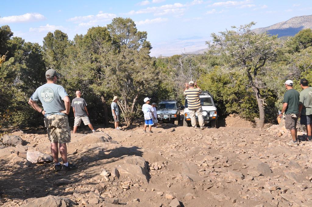 Land Rover Club Of San Diego Trip To Big