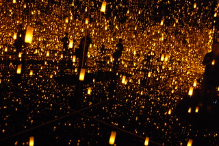 Yayoi Kusama, Aftermath of Obliteration of Eternity [Installation view], 2009 | by 16 Miles of String