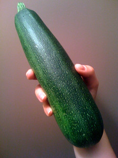 Courgette from my garden! | by Andrea Black (Lacuna)