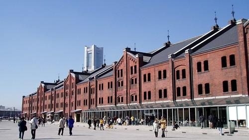 #1477 old red brick warehouses | by Nemo's great uncle