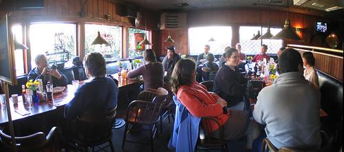 February Flickr Meetup, Lockspot Cafe, Ballard, Seattle, WA | by djwudi
