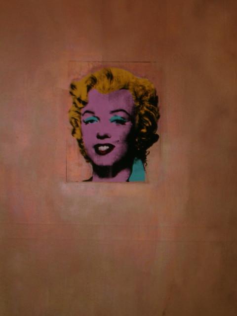 Marilyn at the MOMA