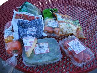 Trader Joes overpackaged food   by steev hise