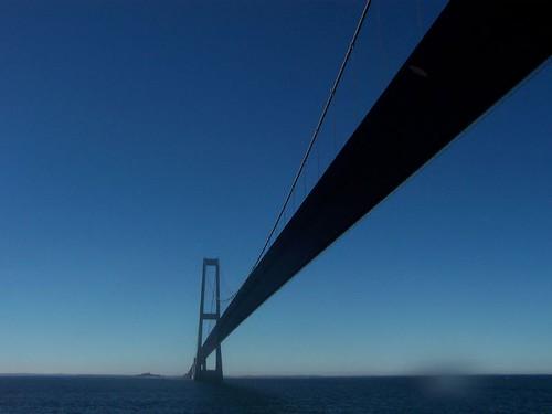 Storebæltsbroen - The Great Belt Bridge | by hgaronfolo1984