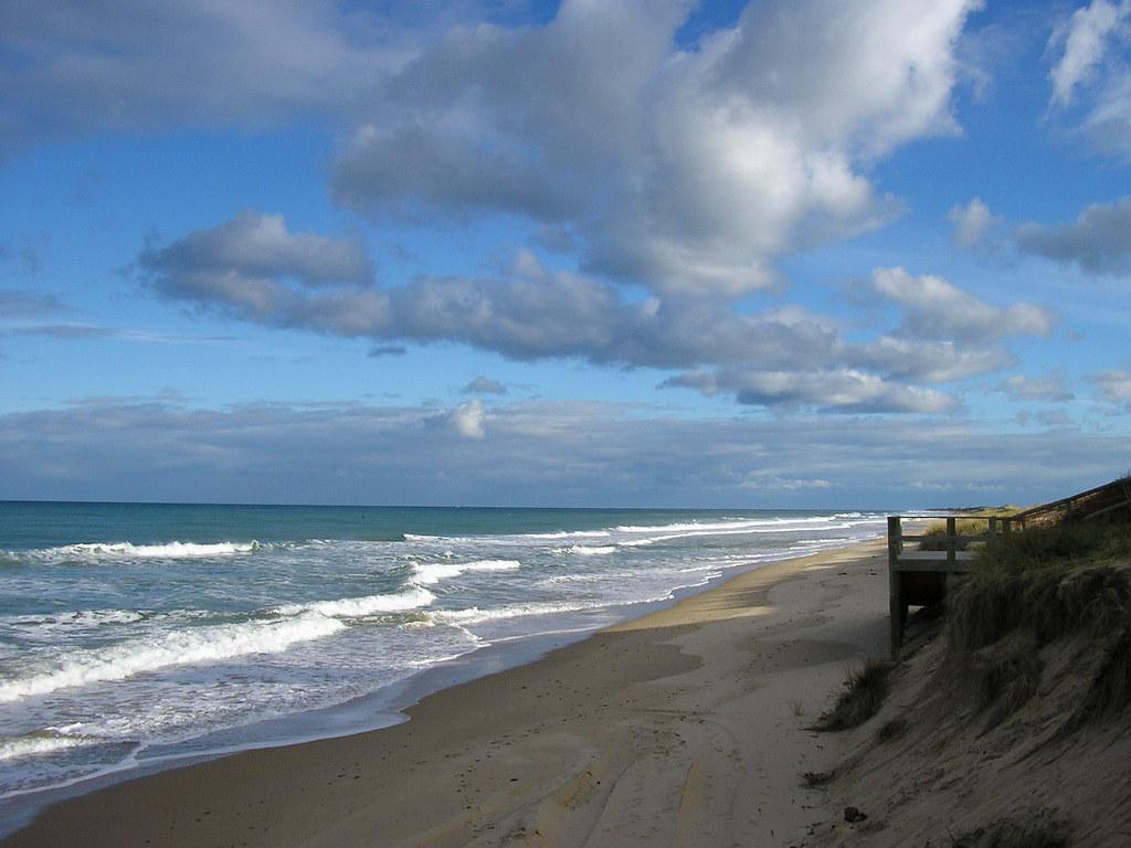 Ninety Mile Beach Gippsland Victoria ...