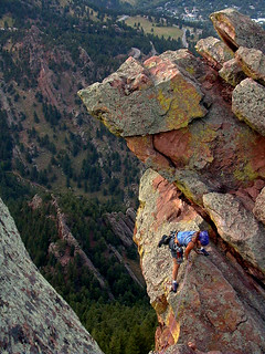 Second Flat Iron, Boulder, CO | by Chad Podoski