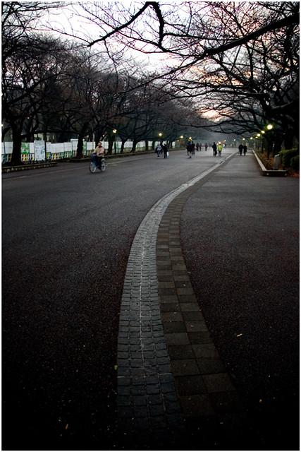 alone in ueno