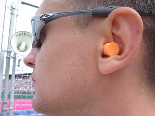 Ear plugs   by jennywren_poptart