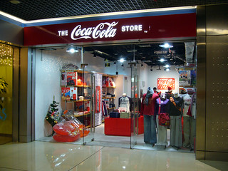 The Coca Cola Store | by xiaming