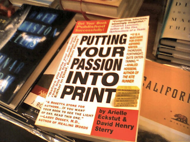 """""""Putting Your Passion Into Print"""""""