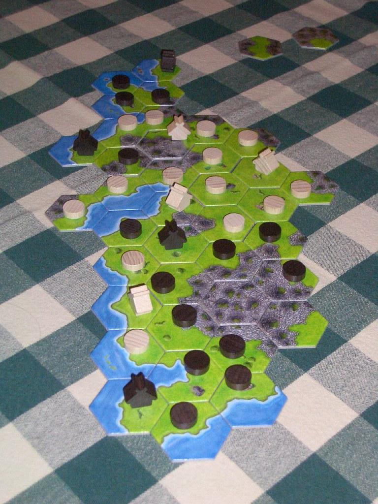 Fjords game finish