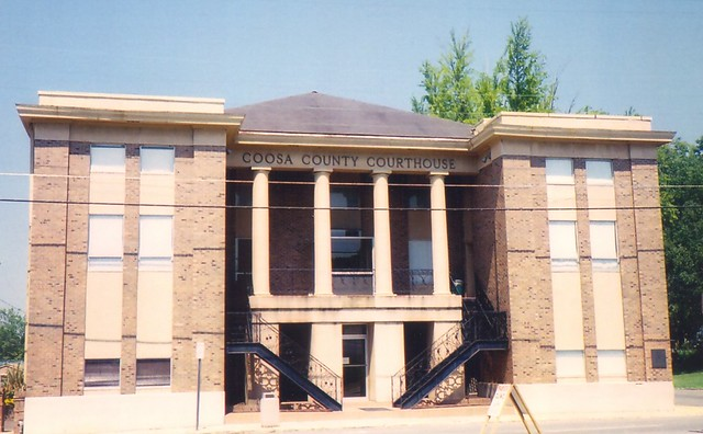 Coosa County Court House