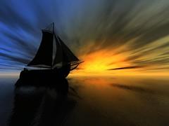 PicSailingAtSunset | by bluepointcom