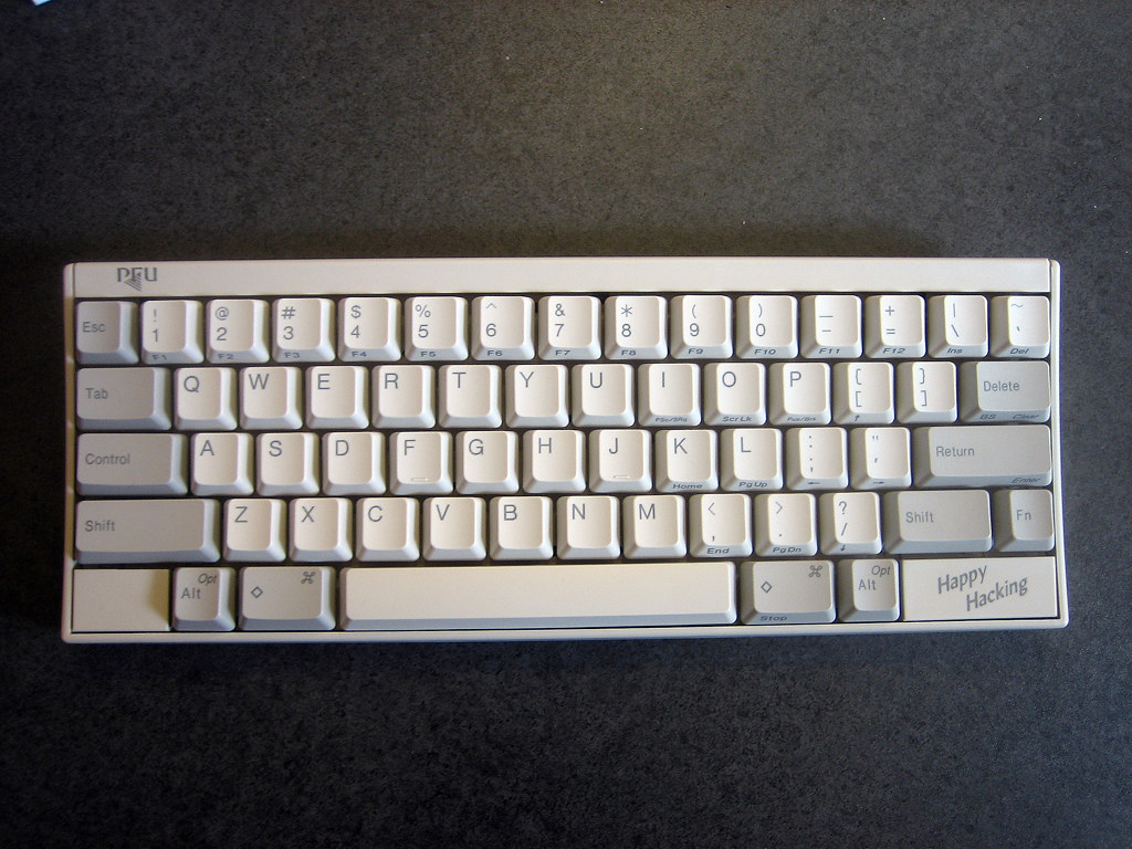 PFU Happy Hacking Keyboard (PD-KB02)