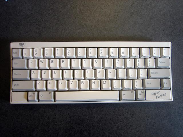 PFU Happy Hacking Keyboard (PD-KB02)