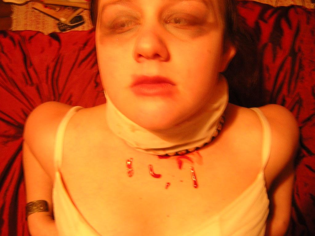 Blood Blind